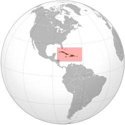 kepulauan caribbea